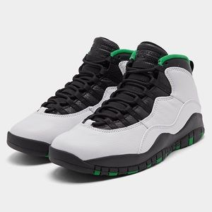 Men's Air Jordan Retro 10 Seattle